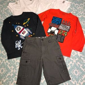 Clothing Lot for Kids, Size 4T